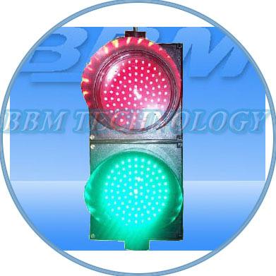 200 Red Green Led Traffic Light
