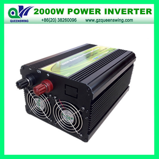 2000w Dc To Ac Converter Modified Sine Power Inverters Qw