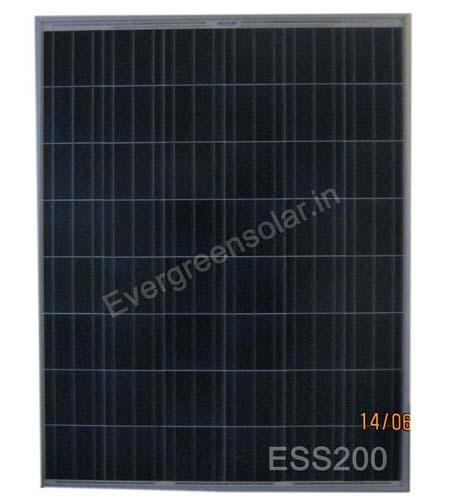 200wp Solar Module Panel