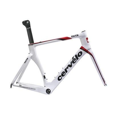 2012 Cervelo S5 Team Vwd Full Carbon Fiber Road Bike Frame Fork Seatpost He