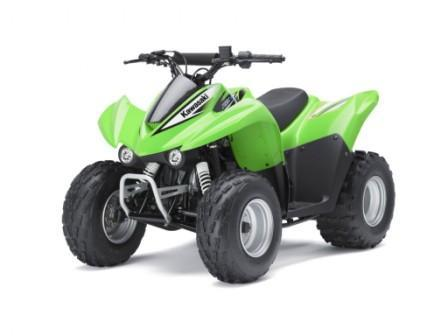 2012 Kawasaki Kfx 90