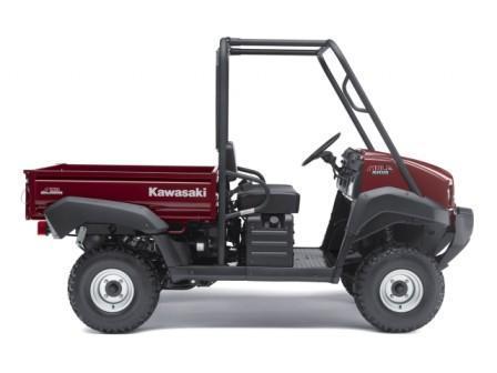2012 Kawasaki Mule 4010 4x4