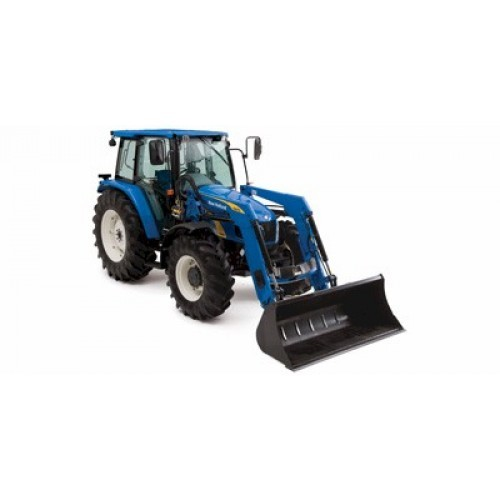 2012 New Holland T5000 T5060 Fwd