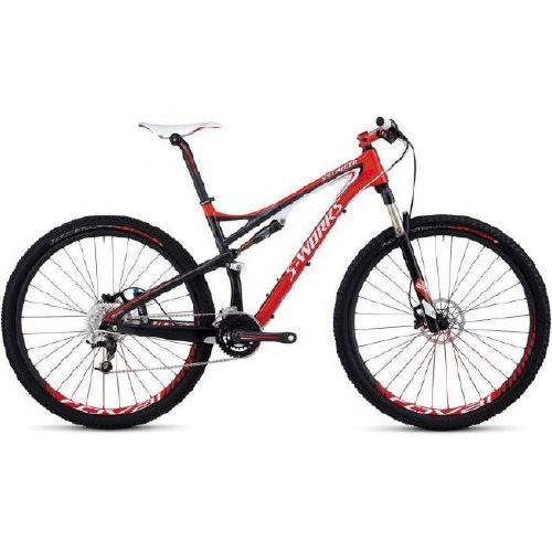 2012 Specialized S Works Epic Carbon 29 Sram