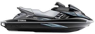 2012 Yamaha Vxr Ho New