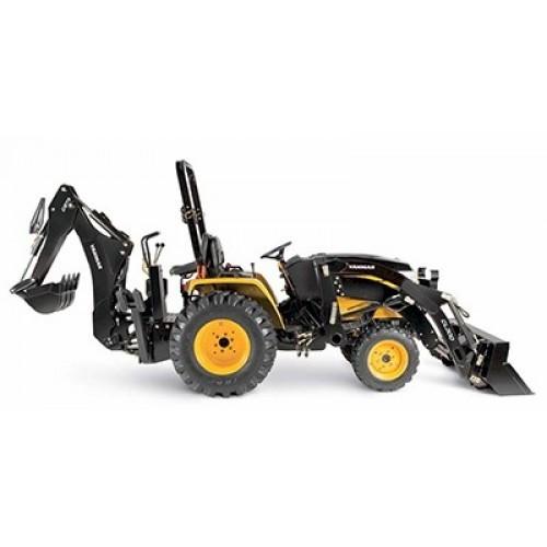 2012 Yanmar Ex 3200 Tractors