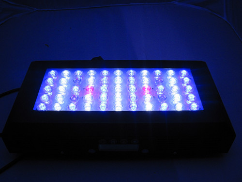 2013 Big Promotion 120w Aquarium Multicolor Bridgelux Led Dimmable Lcd Time