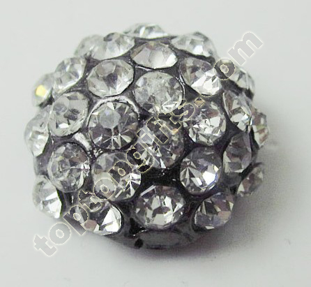 2013 Fashion Rhinestone Button