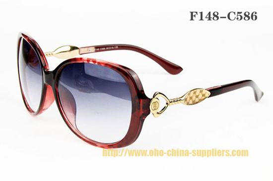 2013 Fashionable Oho Plastic Sunglass 5