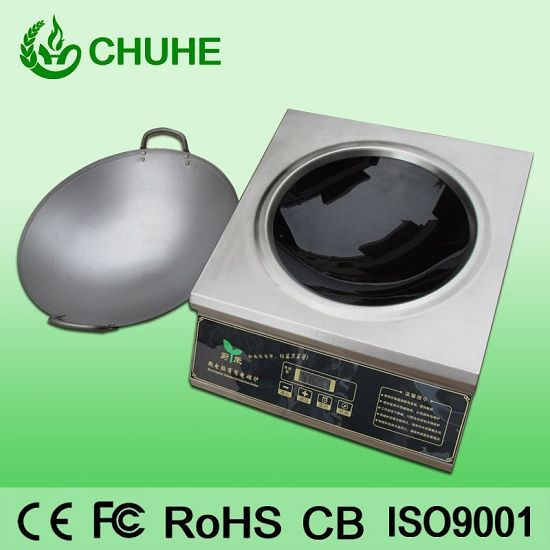 2013 Restaurant Wok Induction Cooker