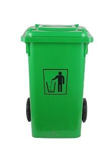 2014 100l Hot Sale Durable Cheap Plastic Dustbin Garbage Bin Waste