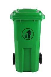 2014 120 L Hot Sale Good Quality Cheap Plastic Waste Bin