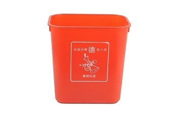 2014 15l Hot Sale Higher Quality Cheap Plastic Dustbin Waste Bin Garbage