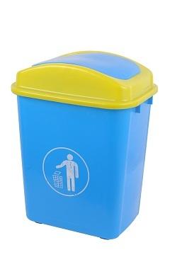 2014 30l Hot Sale Higher Quality Cheap Plastic Dustbin Waste Bin Garbage