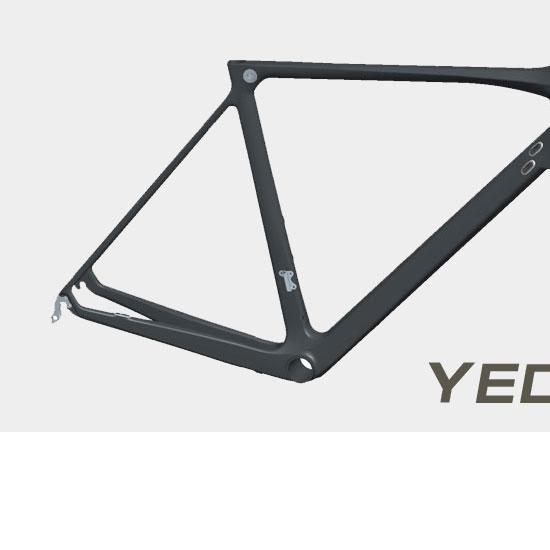 2014 China Carbon Bike Frame Mountain Mtb