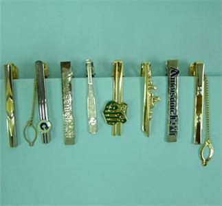 2014 Customized Designs Tie Clip With Fancy Style