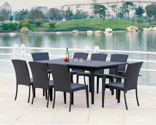 2014 Delicate Rattan Dining Set