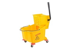 2014 Hot Sale Higher Quality Cheap Plastic Mop Bucket Wringer