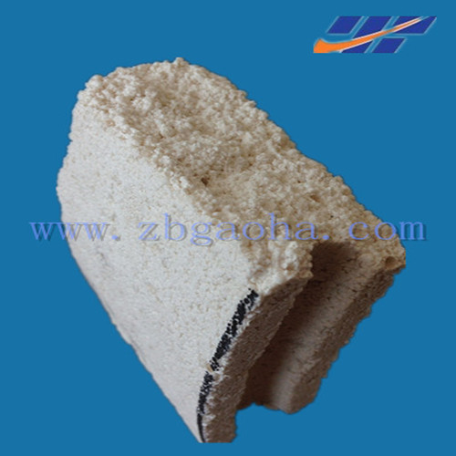 2014 Hot Sale Zirconia Bubble Refractory Brick Made In China