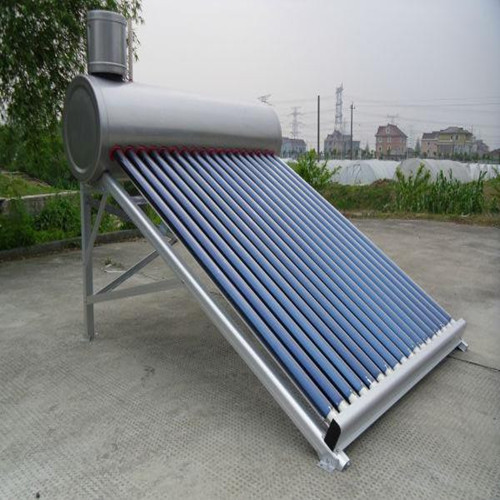 2014 Stainless Steel Compact Non Pressure Solar Water Heater