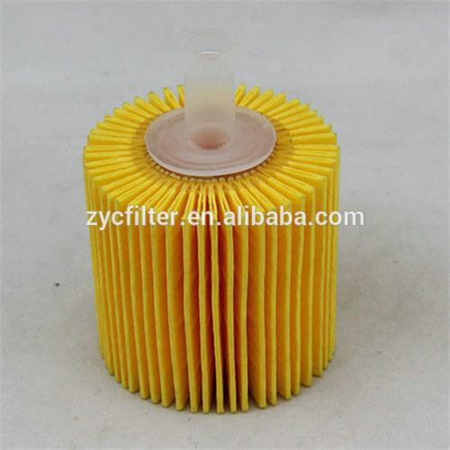 2014 Top Quality 04152 31090 Car Oil Filter For Toyota