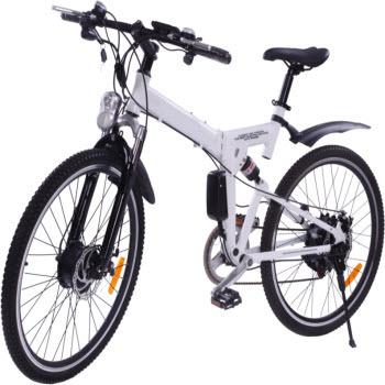 2015 Foldable Li Lion E Bike Brushless Motor Electric