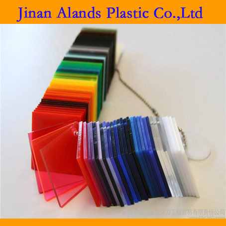2015 Hot Sale Colored Acrylic Sheet For Kinds Of Application
