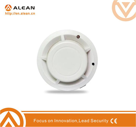 2015 New Designed Wireless Smoke Detector 9v Dc And Low Power With More Tha