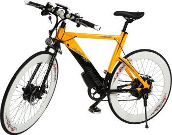 2015 Powered Thin Electric Bike China Bicycle
