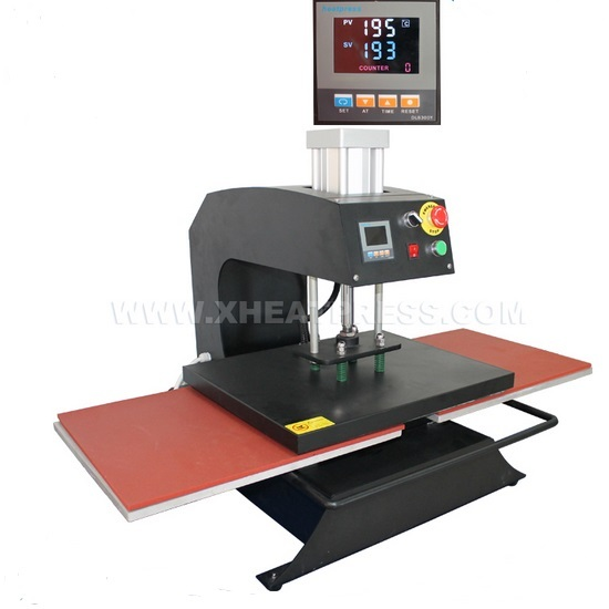 2016 Best Sale Fjxhb3 Pneumatic Heat Press Double Station Sublim