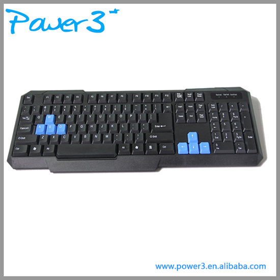 2016 Hot Selling Computer Keyboard With Customized Logo
