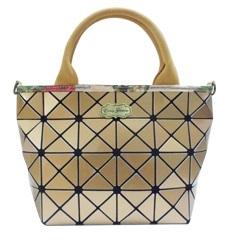2016 New Arrival Golden Prism Basic Canvas Tote Bag