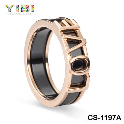 2016 New Eternity Wedding Ring Ceramic
