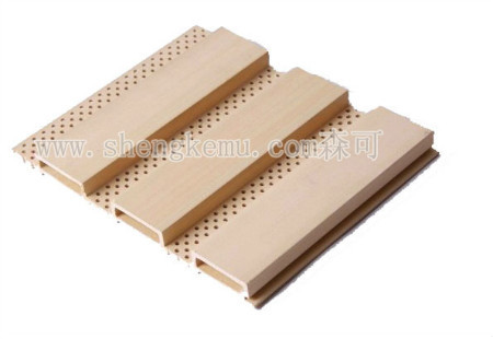 204 Acoustic Board Wpc Wood Pvc Have The Characteristics Of Suction Syllabl
