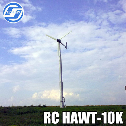 20kw Variable Pitch Horizontal Wind Turbine Price For Sale
