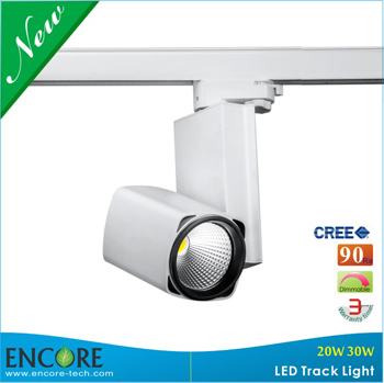 20w Dimmable Led Track Light