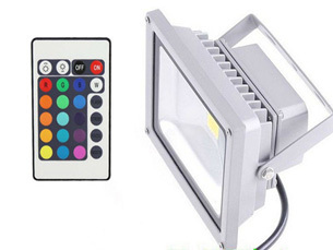 20w Rgb Led Floodlight Ip65