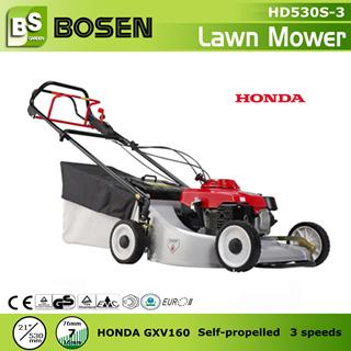 21 Honda Engine Gas Lawn Mower 3 Speeds