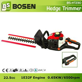 22 5cc Dual Blade Gasoline Hedge Trimmer With 1e32f Engine