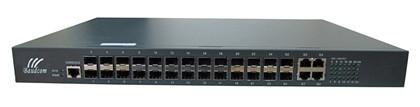 24 Port Sfp Fiber Ethernet Switch