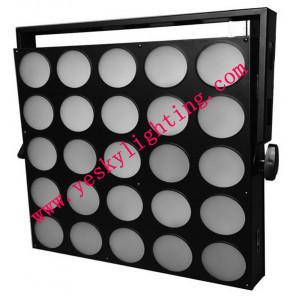 25 10w Led Cree White Matrix Beam Blinder Yk 316