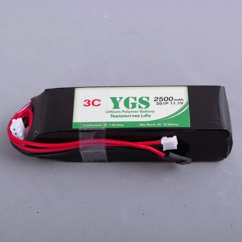 2500mah 11 1v Rc Lipo For Receiver