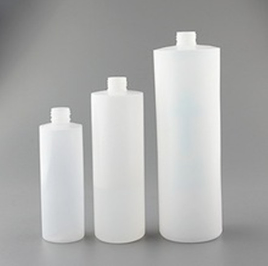 250ml 500ml 1000ml Plastic Bottle For Liquid Cosmetic Chemical Bottles