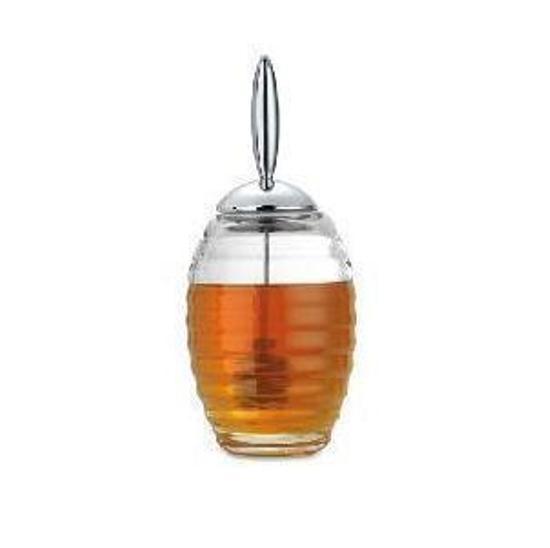 250ml Glass Honey Jars