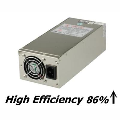 2u Single Power Supply Ss 2u70el 700w