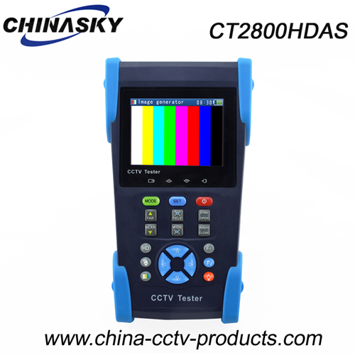 3 5 Cctv Analogue Cvi Tvi Ahd And Hd Sdi Tester Ct2800hdas