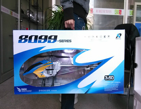 3 5 Channel Metal Big 3d Rc Helicopter