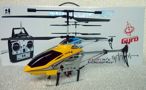 3 5channel Multicolor Helicopter With Gyro
