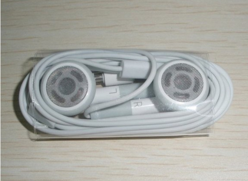 3 5mm Earphone Headphone Headset With Mic Microphone For Iphone 2g 3g 3gs 4