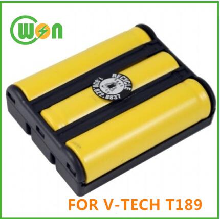3 6v 600mah Nicd Battery Pack For V Tech 910adl 8203
